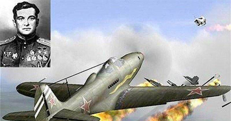 Ко Дню авиации России. Гитлеровский ас вызвал лучшего русского летчика на воздушную дуэль...