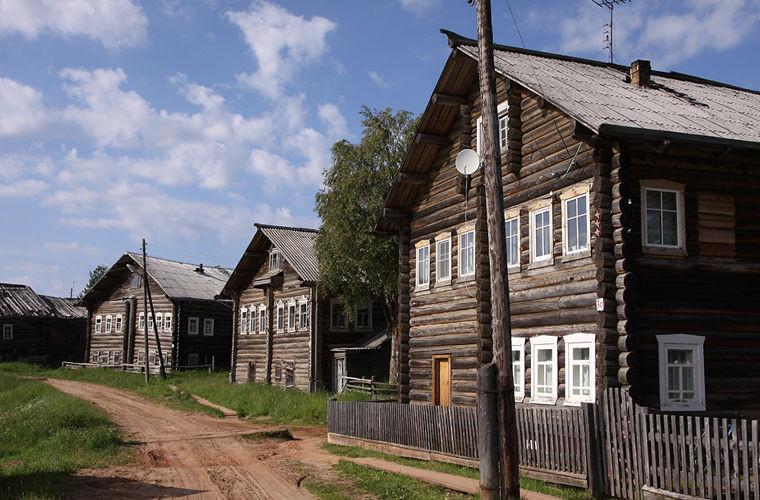 Названа самая красивая деревня русской Арктики