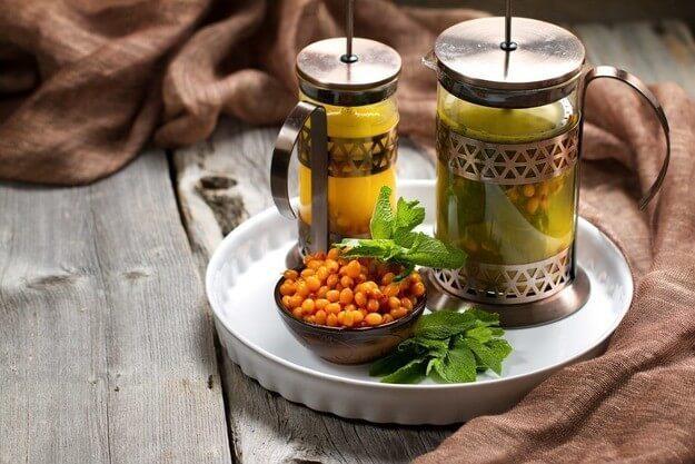 Чай из веток деревьев: полезные свойства и приготовление