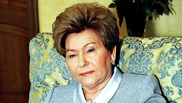 Наина Ельцина: «Главное, что он дал людям, — свобода»