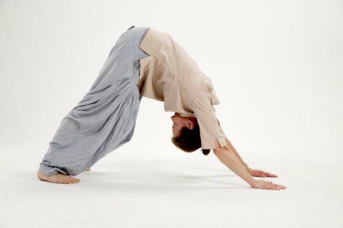 5 простых «тибетских» упражнений для здоровья и долголетия