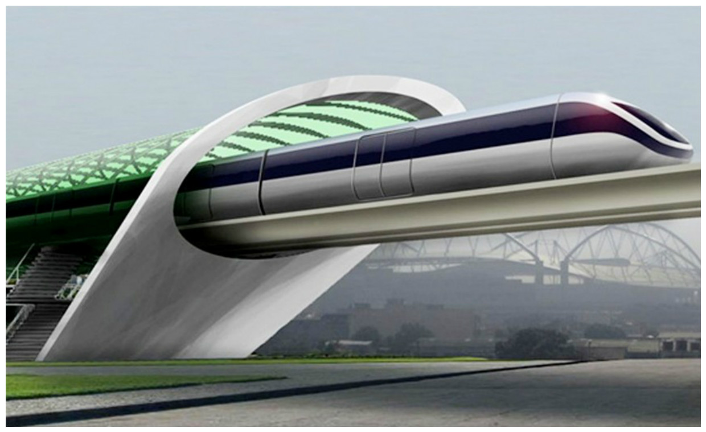 Выдержит ли ваше тело поездку  в новом  поезде Hyperloop?