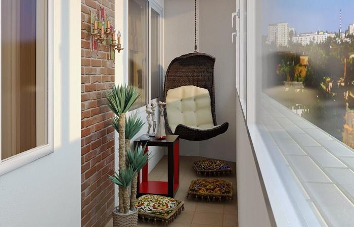 9 идей для преображения балкона при помощи подручных средств