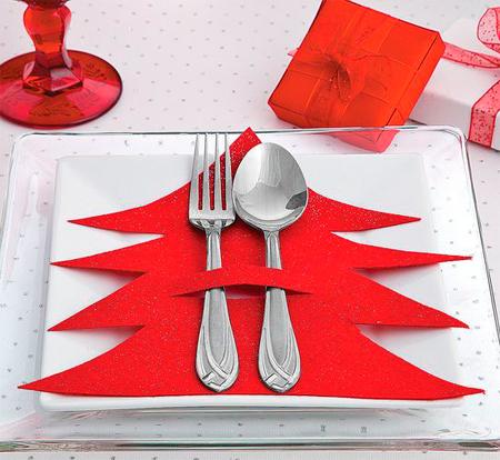 Украшение стола салфетки своими руками