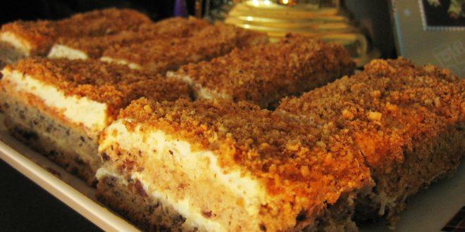 Чудесное пирожное «Белочка»