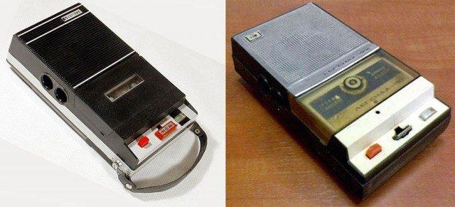 Аппаратура из 1980-х.