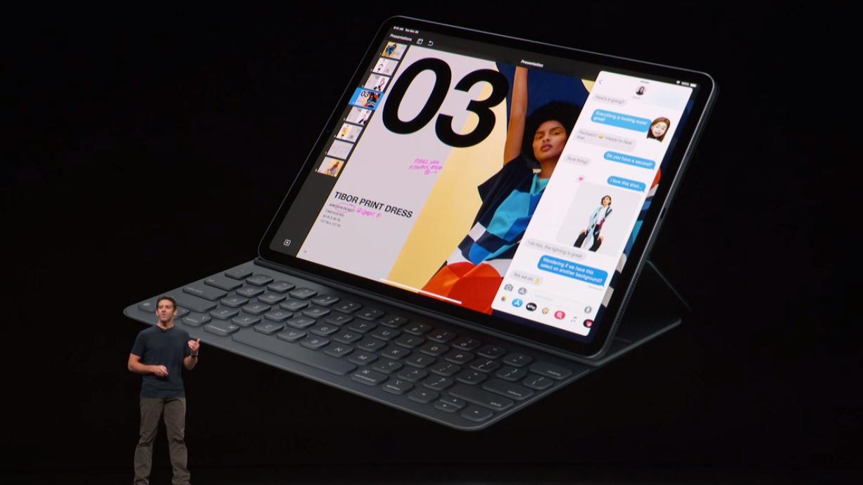Apple назвала 5 причин, почему новый iPad Pro можно считать персональным компьютером