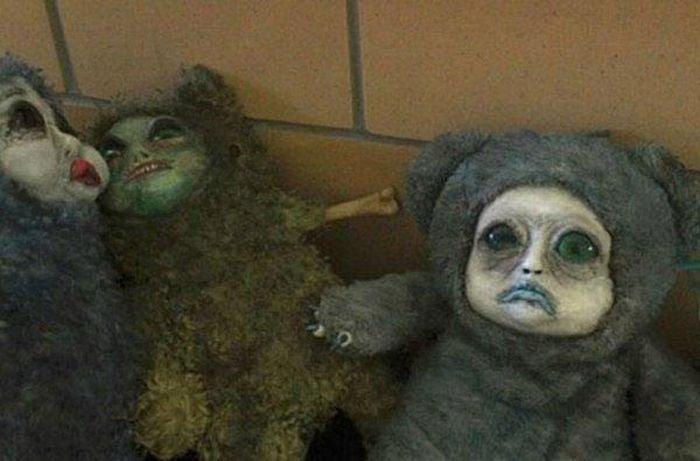Самые странные детские игрушки