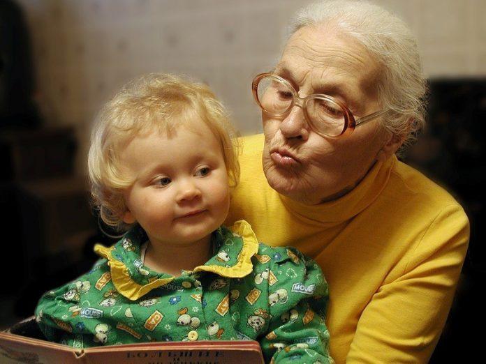 О ощущениях бабушки внук на …