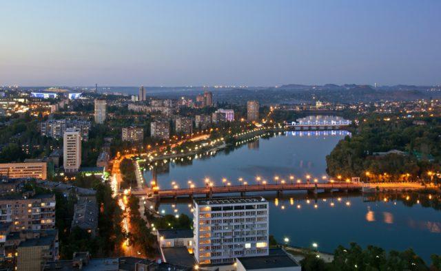 Донецк – «элитные» преступники, желто-голубое пиратство и в преддверии Нового Года