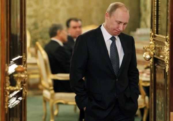 Великий Путин и великий шаг …