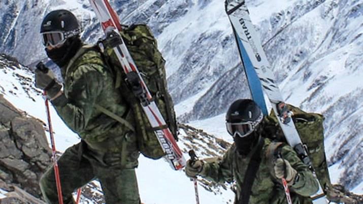 Военные РФ и США встретятся на соревнованиях в Альпах