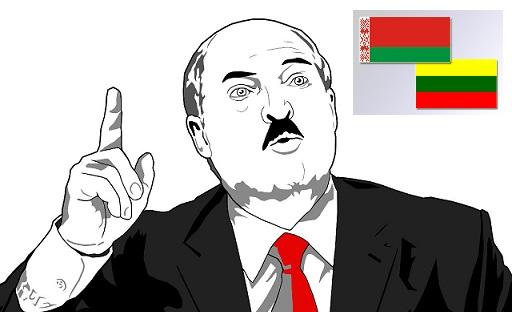 Литовские консерваторы провели вВильнюсе пикет против Лукашенко