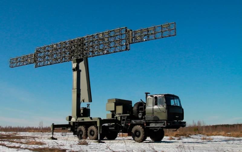 Радиолокационные станции семейства «Восток-3D» (Республика Беларусь)