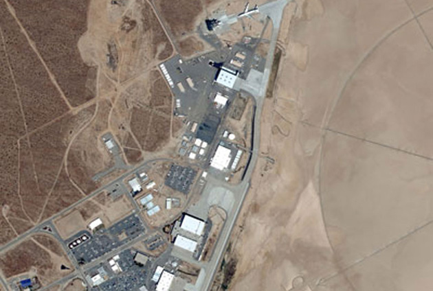 Таинственные военные базы мира