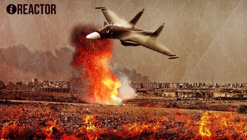 Русские авиаудары проложили путь для крупной атаки армии Асада в Алеппо