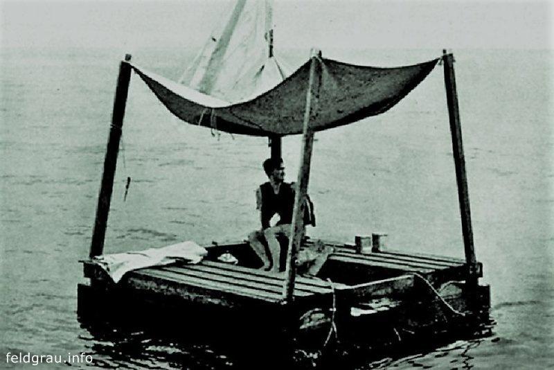 133 дня Пун Лима. История моряка, затерянного в океане
