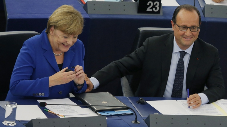 Libération: сблизившись с Москвой, Вашингтон оставит Европу без защитника