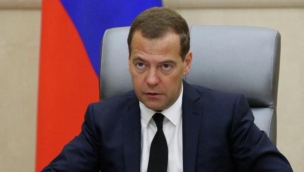 В России создадут спецотряд для защиты метро — Дмитрий Медведев
