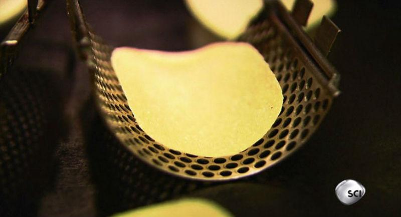 Из чего же, из чего же, из чего же сделаны… чипсы Pringles
