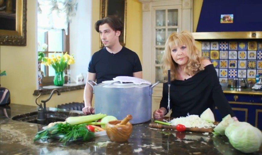 Не в ингредиентах дело: Шведский ужин от Аллы Пугачевой