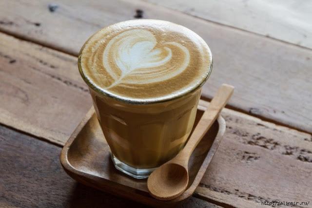 Идеальный кофе с имбирём и корицей
