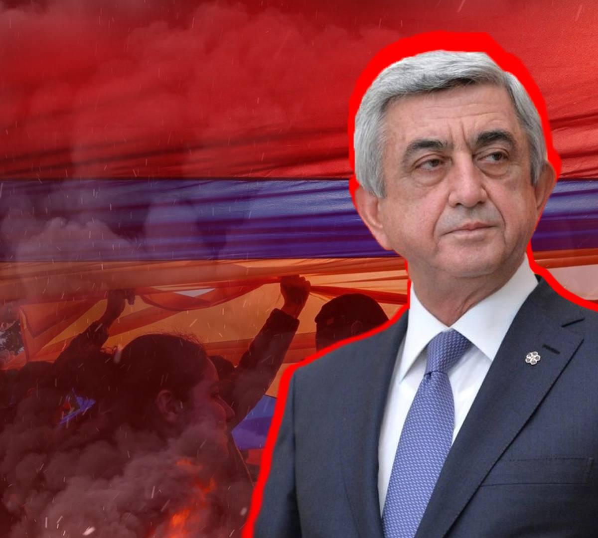 Договорной майдан в Армении и его последствия для России