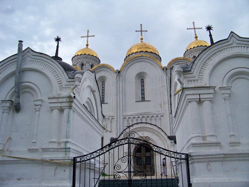 На протяжении 400 лет был главным храмом на Руси Города России, владимир, владимирская область, красивые места, пейзажи, путешествия, россия