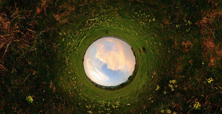 Тоннель сквозь Планету