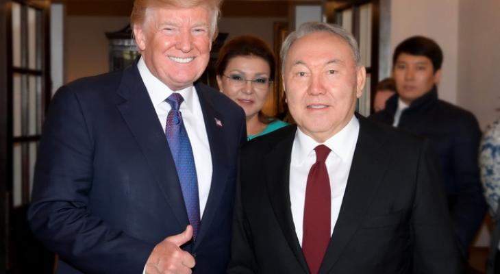 Казахстан открывает Каспийское море для США