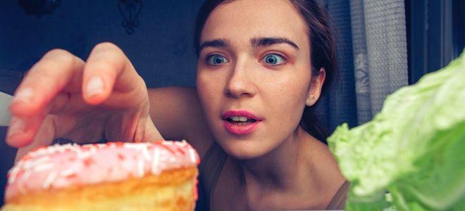 как перейти на интуитивное питание