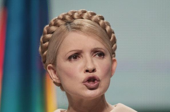 """Тимошенко снова оседлала """"газового конька"""""""