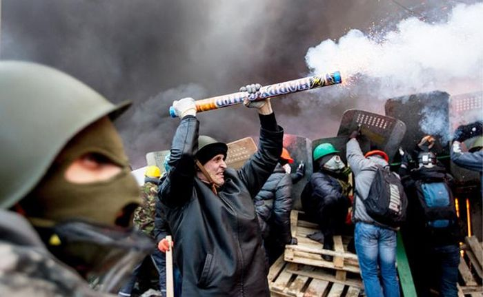 Герои, защитившие Крым от убийц