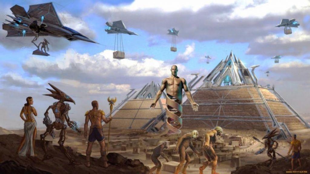 Ануннаки – посредники между божествами и людьми или инопланетяне?