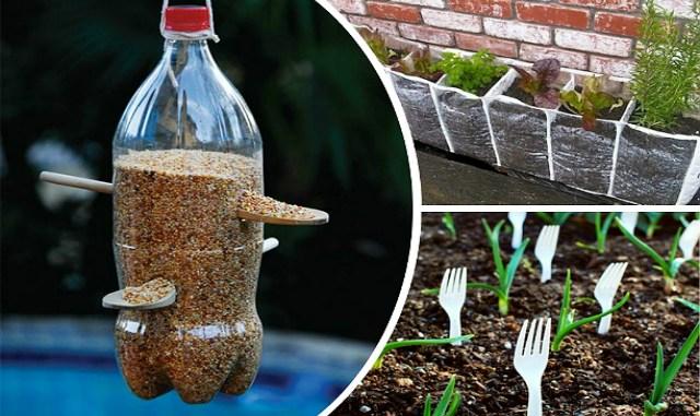 Инструменты для огорода, которые почти ничего не стоят!
