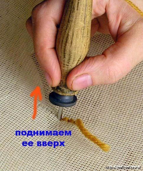 Вышивка ковровой техникой с помощью специальной иглы (16) (485x578, 220Kb)