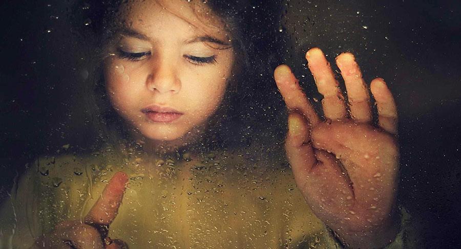 Дети пишут Богу.