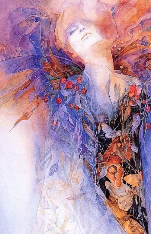 художник Хелен Нельсон-Рид (Helen Nelson-Reed) картины – 05