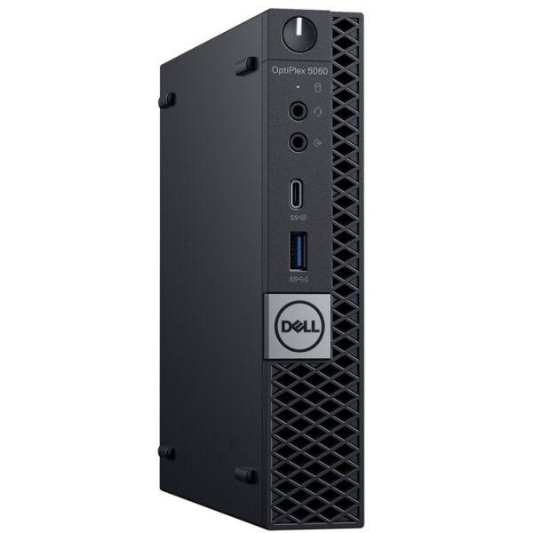 Неттоп Dell OptiPlex 5060 Micro базируется на платформе Intel Coffee Lake