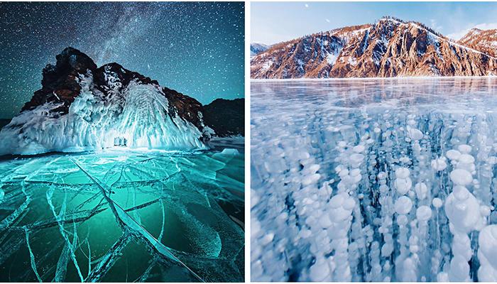 Озеро Байкал сразу поразило Кристину Макееву своей неземной красотой.