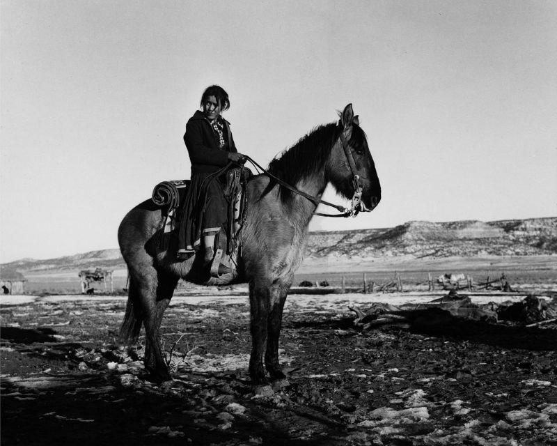 25 фотографий повседневной жизни индейцев Навахо в 1940-х годах