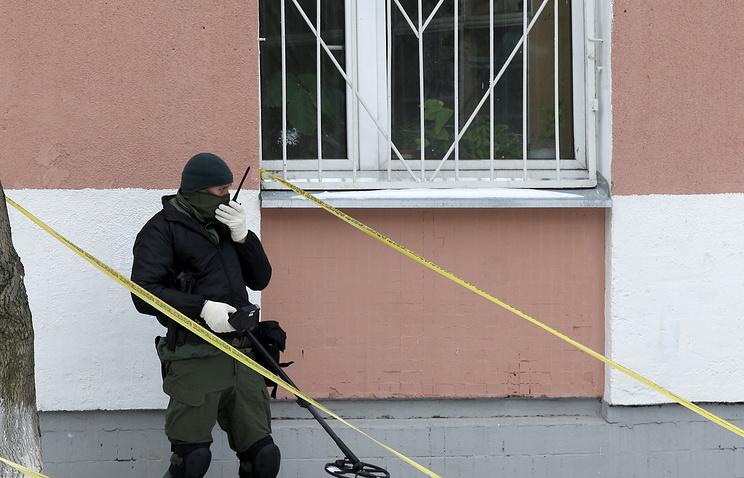 Подросток устроил стрельбу в подмосковской школе, есть пострадавшие