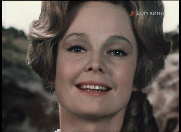 Кадр из фильма «Стакан воды»