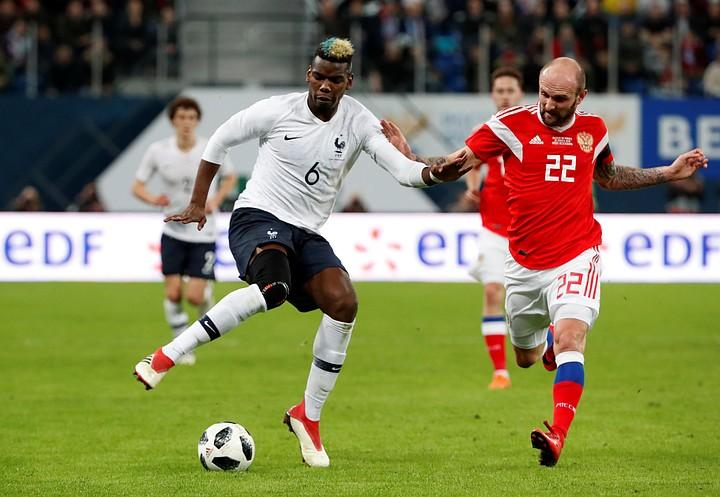 Полиция установила личности ответственных за расизм на товарищеской игре Россия - Франция