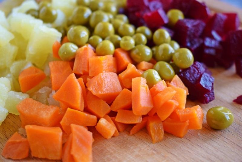 варить овощи в микроволновке