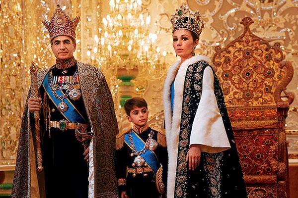Персидские киски.  Жены, любовницы и дворцы последнего шаха Ирана