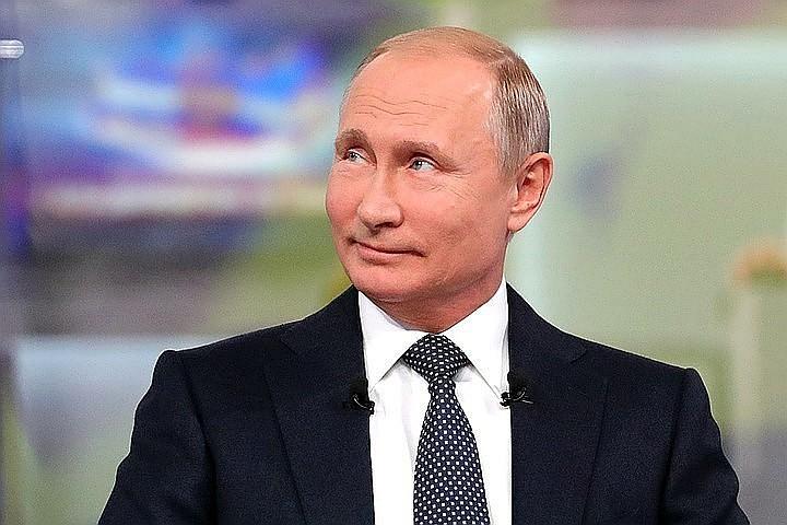 Путин поблагодарил США за помощь в предотвращении теракта в Санкт-Петербурге