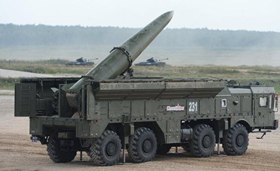 """Россия не будет сообщать НАТО о размещении """"Искандеров"""""""