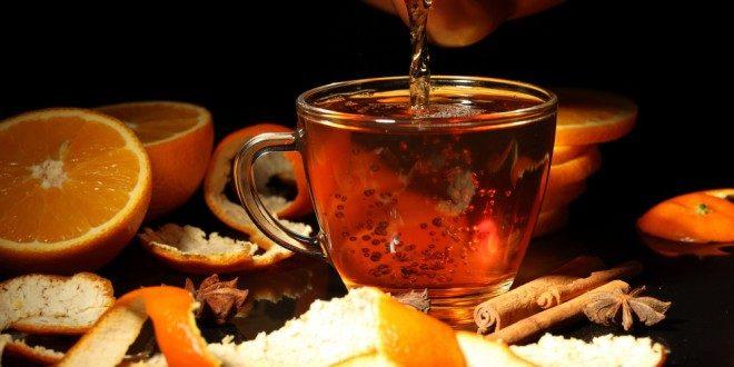 Лечебные свойства чёрного и зелёного чая