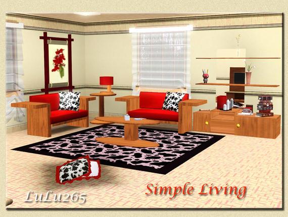 Мебель для гостиной от Lulu265
